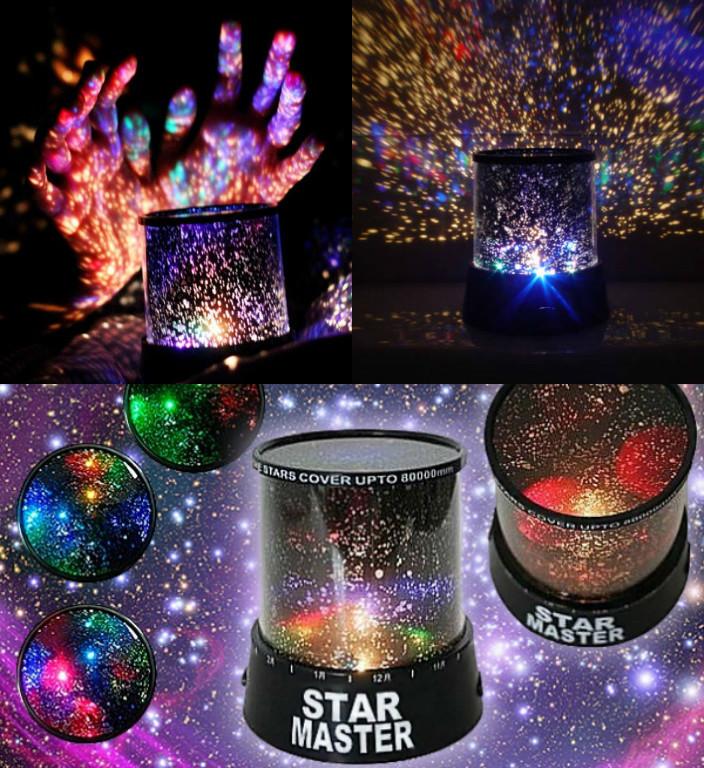 Нічник-проектор черепаха Star Master світильник зоряного неба Старий Майстер Ви отримаєте планетарій у себе вдома