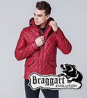 Braggart Evolution 1489 | Мужская ветровка красная