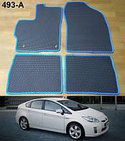 Коврики на Toyota Prius '09-15. Автоковрики EVA