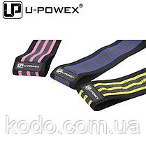 Фитнес Резинки U-POWEX PRO (Комплект из 3-х штук )ОРИГИНАЛ, фото 3