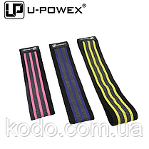 Фитнес Резинки U-POWEX PRO (Комплект из 3-х штук )ОРИГИНАЛ, фото 2