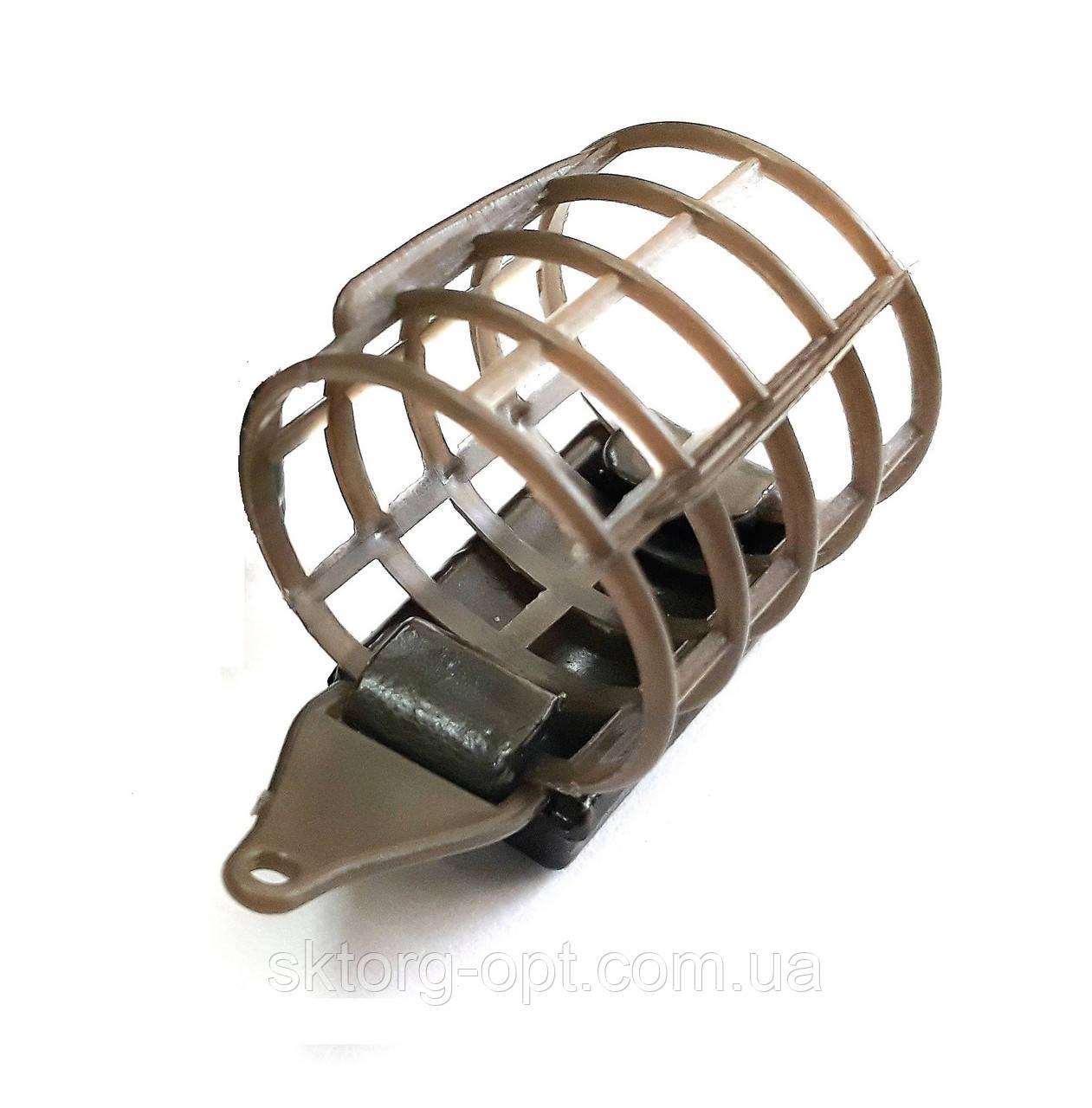 Кормушка FeederPro Пикерная 28х25мм 20г