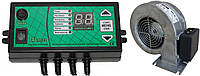Комплект автоматики для твердотопливного котла  TAL RT-22 + WPA-117/120 (Польша)