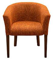 Кресло Велли вишня Сидней 18 оранжевый