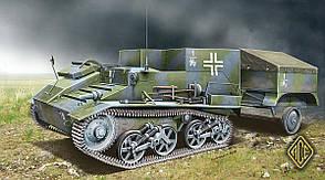 Подвозчик боеприпасов на шасси Mk.VI 736(e) + прицеп. Сборная модель. 1/72 ACE 72520