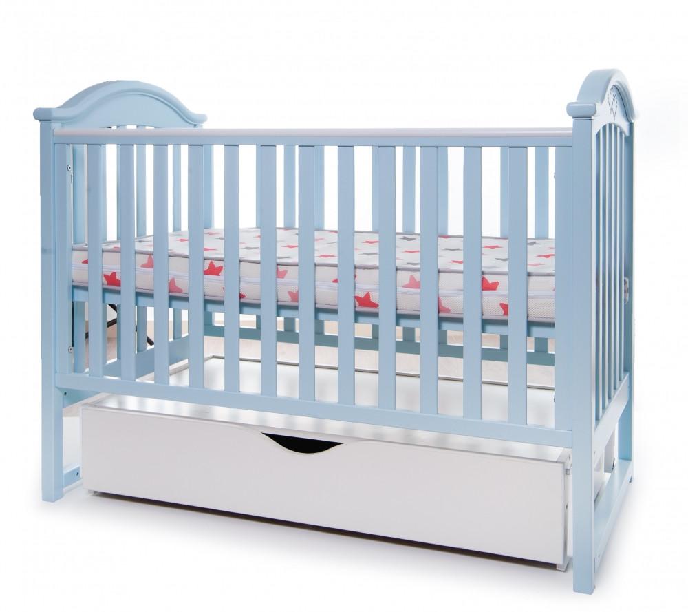 Ліжко Twins iLove маятник ящик опускний пліч гризунок блакитний Безкоштовна доставка
