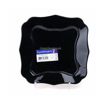 Тарілка порційна Luminarc Authentic Black 20,5 см