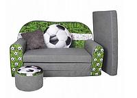 Детская футбольная кровать (диван)