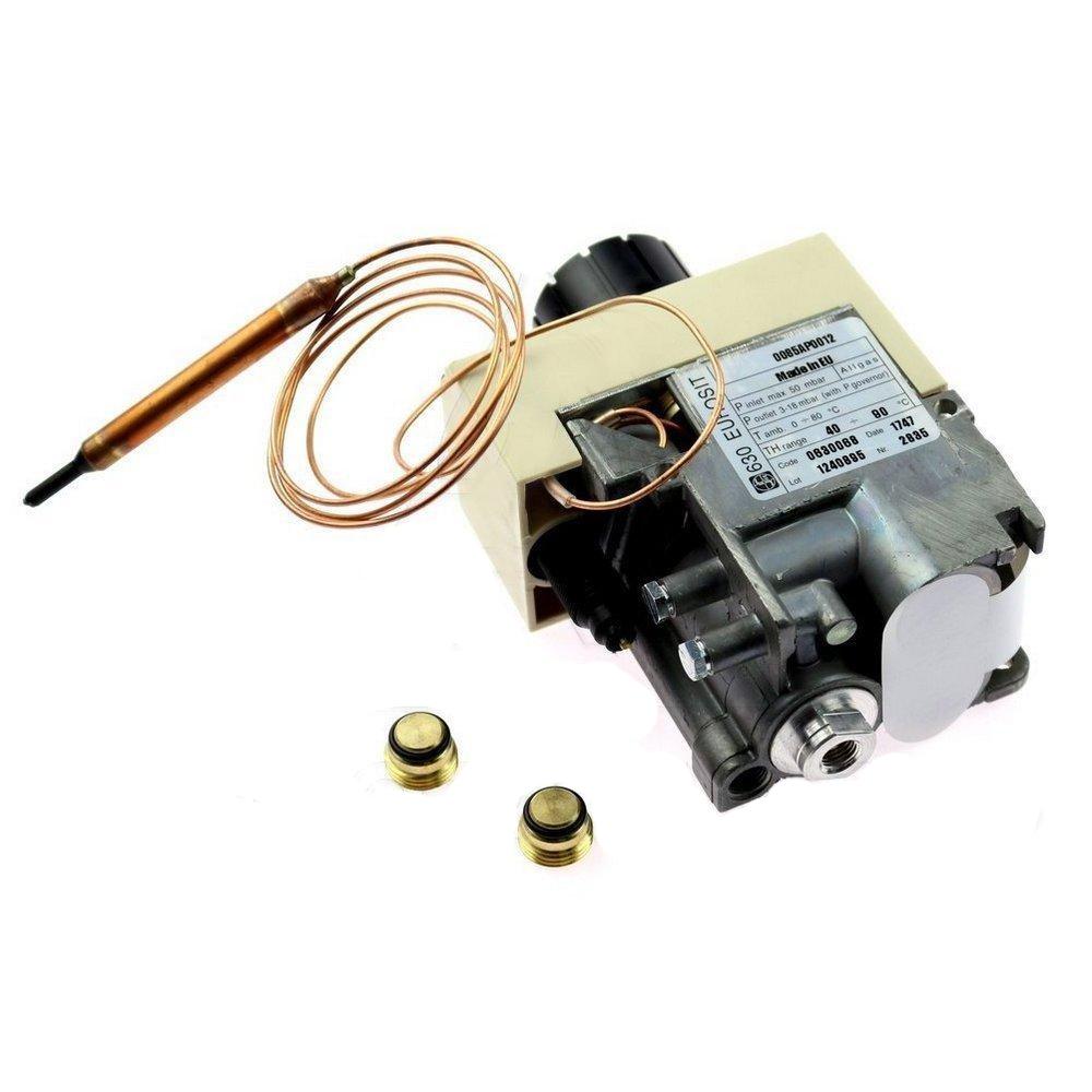 Газовый клапан 0.630.093 630 EUROSIT для газовых конвекторов