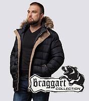 Braggart Dress Code 12149   Мужская зимняя куртка черная