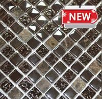 Мозаика стеклянная  одесса  DAF12