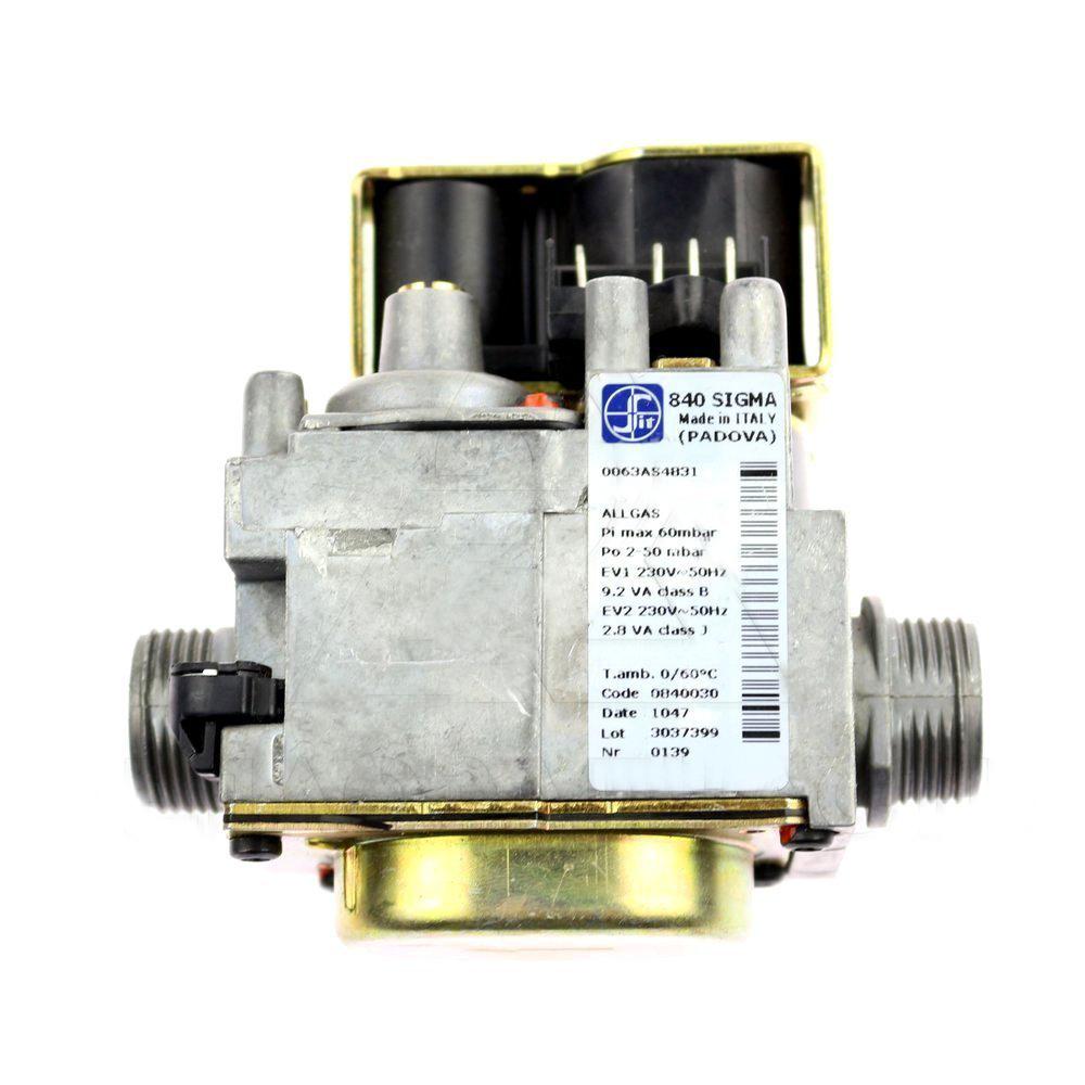 Газовый клапан 840 SIGMA ЭНЕРГОЗАВИСИМЫЙ - 0.840.030