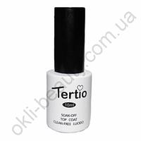 Верхнее покрытие для гель-лака Tertio Top coat, 10 мл