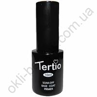 Базовое покрытие для гель-лака Tertio Base coat, 10 мл