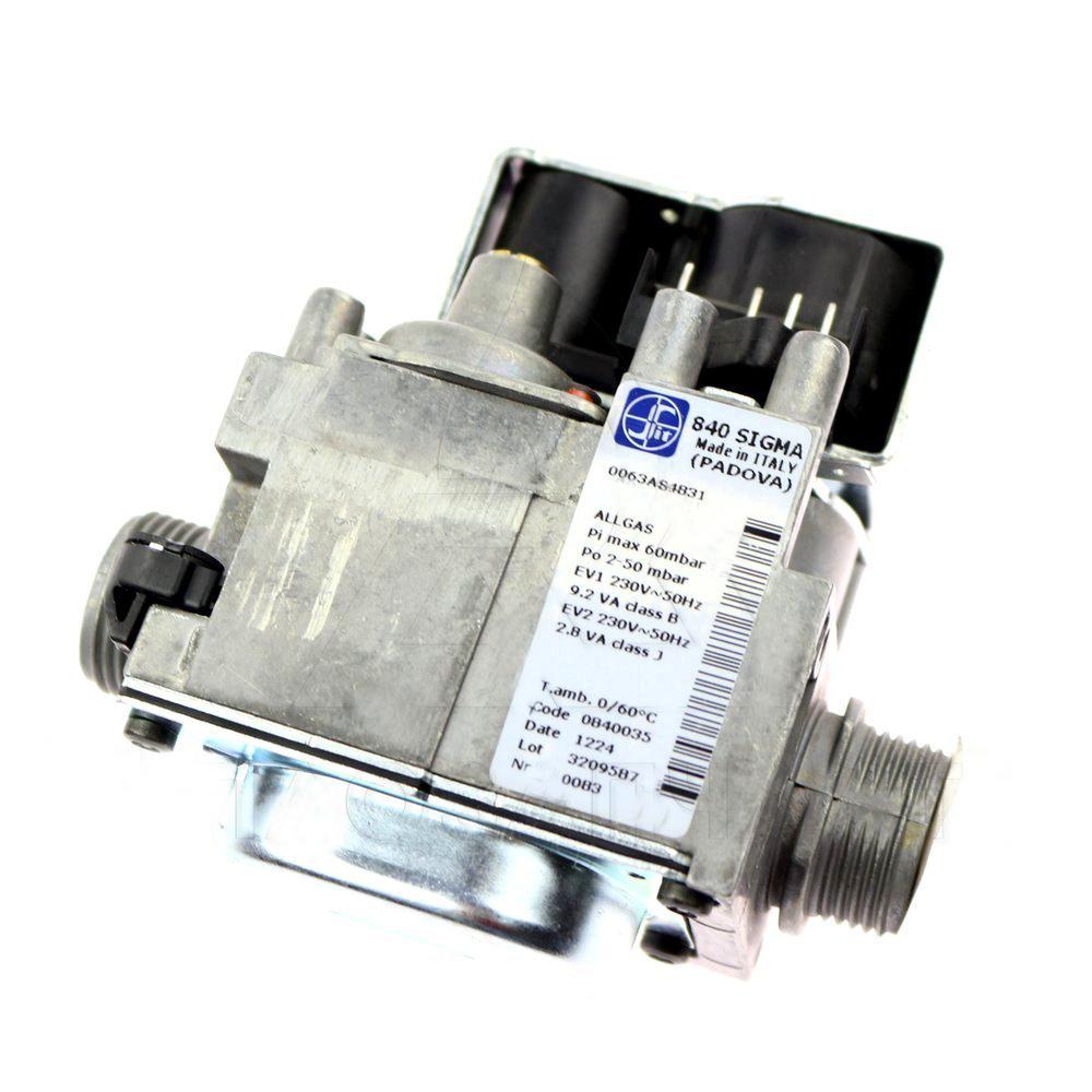 Газовый клапан 840 SIGMA ЭНЕРГОЗАВИСИМЫЙ 0.840.035