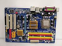 Материнская плата GIGABYTE GA-EP31-DS3L + e8400 s775 DDR2