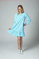 VM-Villomi Летнее голубое платье