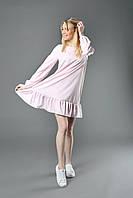 VM-Villomi Розовое летнее платье