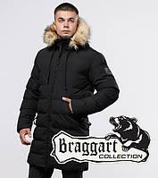 Braggart Youth | Куртка зимняя 25130 черная