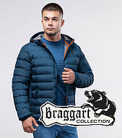 Braggart Youth | Куртка зимняя 25600 темно-бирюзовая