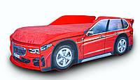 Кровать-машина Джип BMW X5 + ПОДАРОК