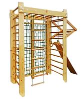 П-образный комплекс двойной сосна 220 см Kindersport, фото 1