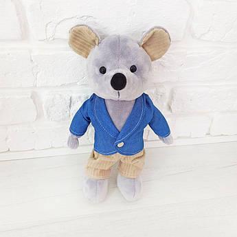 Мягкая игрушка Мышонок Крыса стиляга Символ 2020 года