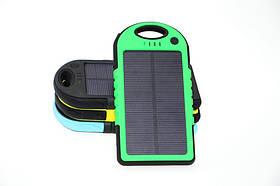 Зарядное устройство от солнца 5000 mha/1A