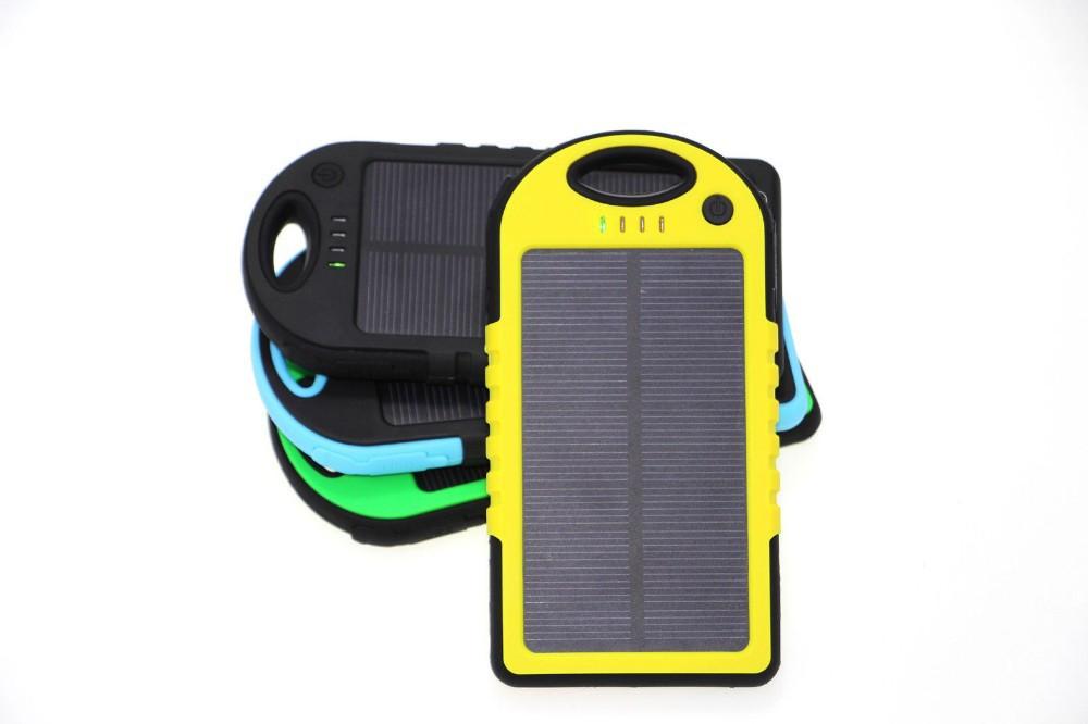 Зарядка от солнца для телефона 5000 mha
