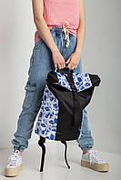 Большой рюкзак ROLL TOP для поездок с системой ролл-топ