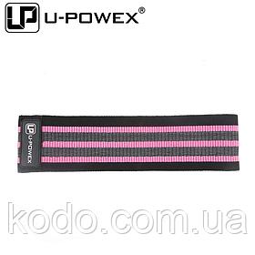 Фитнес резинки U-Powex Pro (Розовая 3-55 кг)ОРИГИНАЛ