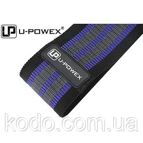Фитнес резинки U-Powex Pro (Фиолетовая 6-62 кг)ОРИГИНАЛ, фото 2
