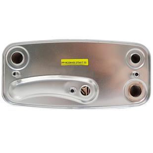 Теплообменник вторичный, пластинчатый для котлов Immergas Major21 (19 пластин)