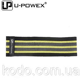 Фитнес резинки U-Powex Pro (Желтая 9-70 кг)ОРИГИНАЛ