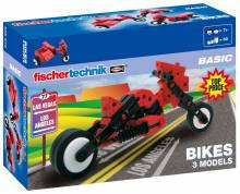 Конструктор fischertechnik  'Мотоциклы'  FT-505278