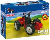 Конструктор fischertechnik FT-505279 'Машинки'