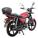 Мотоцикл SPARK SP125C-2XWQ (красный, синий, оранжевый, серый) + Доставка бесплатно, фото 5