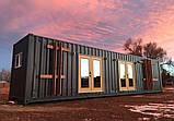 Будинок з контейнера, фото 2