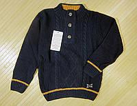 Модный свитер на мальчика р.5 лет