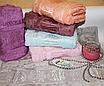 Банные бамбуковые полотенца Ексклюзив, фото 3