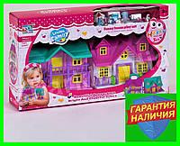 Кукольный домик для куклы с аксессуарами Мебель игрушечная спальня мебель для куклы