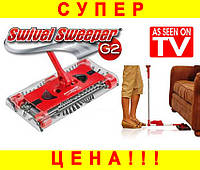 Электровеник Swivel Sweeper G2