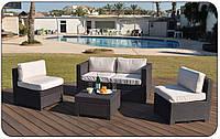 Набор садовой мебели Modus Set из искусственного ротанга, фото 1