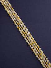 071387 Нитка Волосатик 40 см. 5 мм. (Без замка)