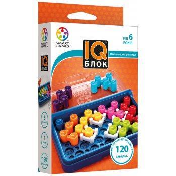 Настольная игра Smart Games IQ Блок (SG 466 UKR)