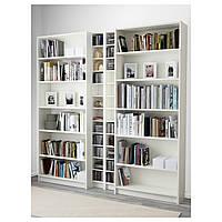 IKEA BILLY/GNEDBY Книжный шкаф, белый (990.178.36)