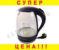 Электрический чайник CRYSTAL CR1720 Фиолетовый