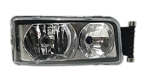 Фара головного світла (права) MAN TGA  TGM  TGS 81251016448