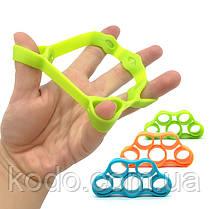 Кистевой эспандер для пальцев на разжимание UForce, фото 2