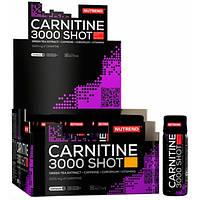 Nutrend Жиросжигатель Nutrend Carnitine 3000 Shot, 20x60 мл (апельсин)